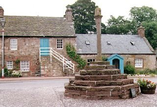 Mercat Cross and Square, Fettercairn
