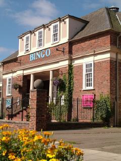 Bingo Hall, Gretna