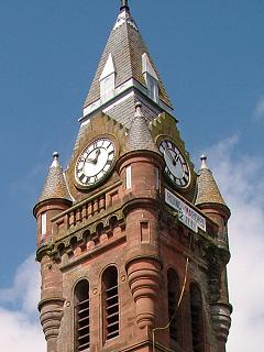 Town Hall, Annan