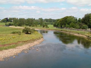 River Annan at Annan