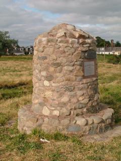 The Caerlaverock Cairn, Glencaple