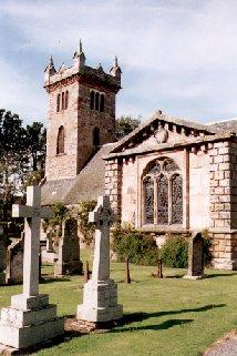 Church of Scotland Dirleton (17th C)