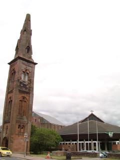 St Andrew's RC Church, Dumfries
