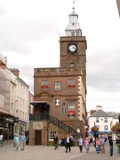 Mid Steeple (1707), Dumfries