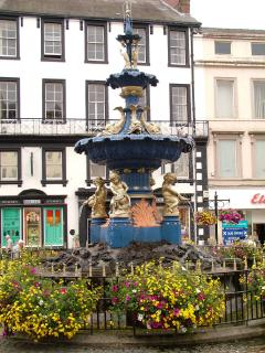 The Fountain, Dumfries