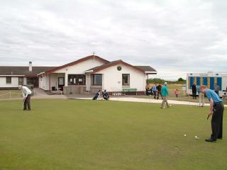 Southerness Golf Club & the Scottish Amateur Championship (2005)