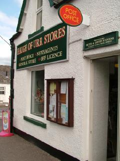 Haugh of Urr Stores and Post Office