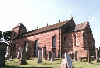 Prestonkirk Parish Church, East Linton