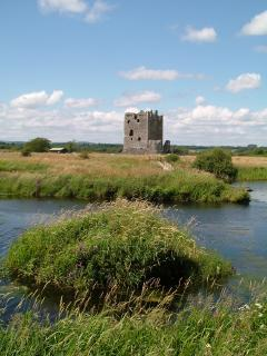 Threave Island and Castle