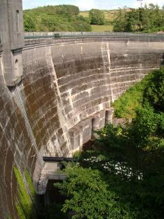 Tongland Dam