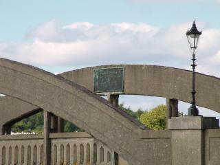 Bridge over the Dee at Kirkcudbright