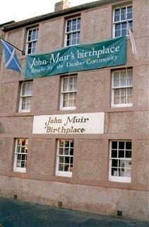 John Muir Birthplace, Dunbar