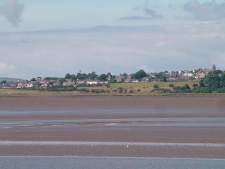 View to Wigtown Sands and Wigtown
