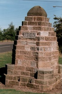 Monument to the Battle of Prestonpans (1745)