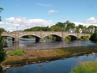 Bridge over the River Cree at Newton Stewart
