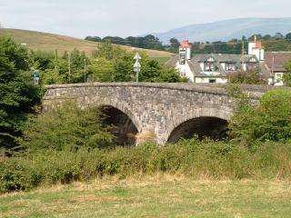 Bridge over the River Bladnoch at Bladnoch