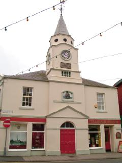 Stranraer Old Town Hall (1777) and Museum