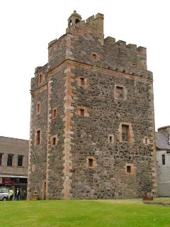 Castle of St. John, Stranraer