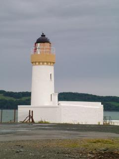 Lighthouse on Cairn Point