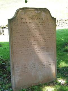 Tibbie Shiels Grave, Ettrick Kirkyard