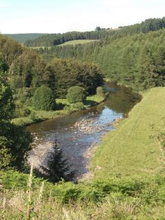 River White Esk
