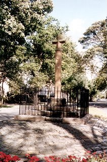 Mercat Cross, Ormiston