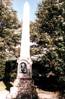 Robert Moffat Memorial, Ormiston