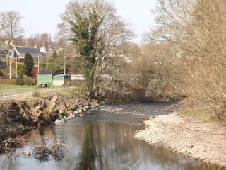 River Almond at Almondbank