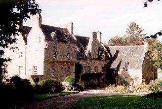 Fountainhall House, by Pencaitland