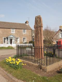 Standing Stone, Fowlis Wester