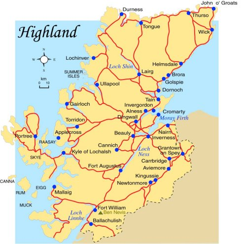 The Patterns of the Highland Clearances