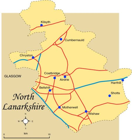 North Lanarkshire Map on map east lothian scotland, excelsior stadium, airdrie public library, lanark high church glasgow scotland, map of airdrie alberta, map of glasgow ky, airdrie-bathgate rail link, airdrie and shotts, airdrie public observatory, airdrie lanarkshire scotland,