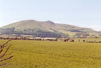The Pentland Hills from North East