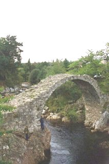 Old Bridge, Carrbridge