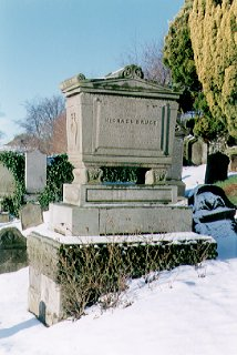 Monument to the poet Michael Bruce, Portmoak