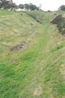 The Antonine Wall at Bonnybridge