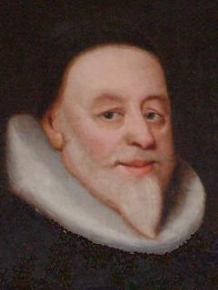 Archbishop Spottiswood, Lord High Chancellor